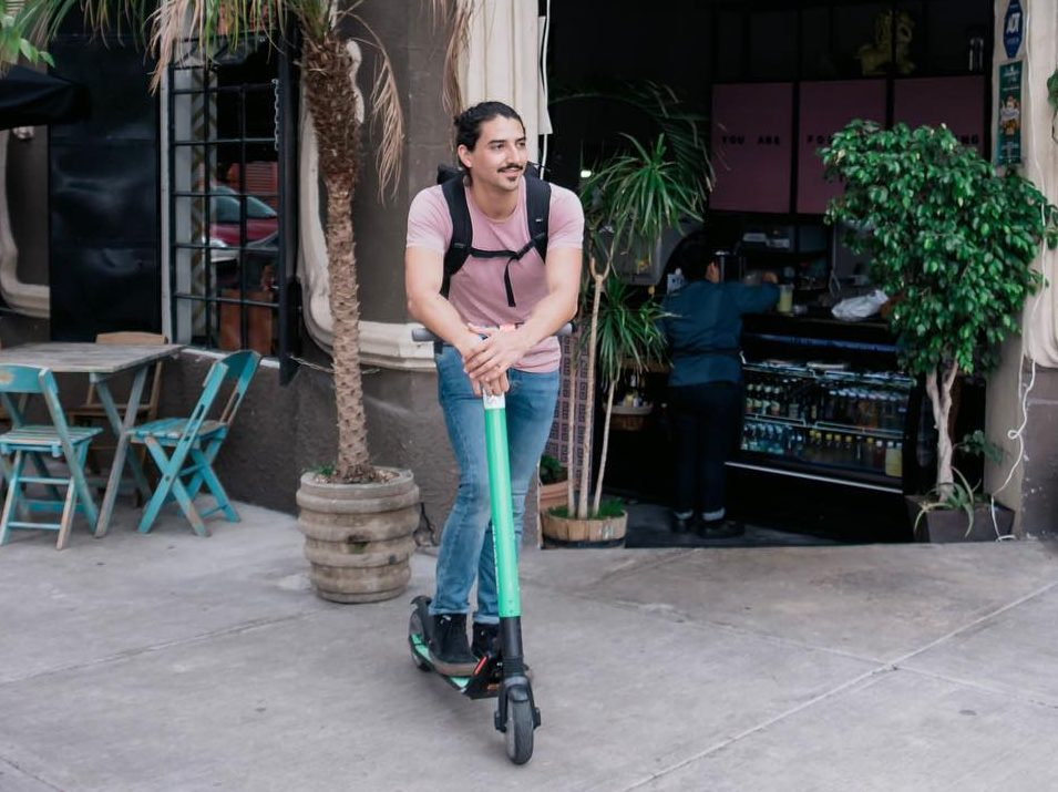 Electric scooter startup Grin merges with Brazil-based Yellow