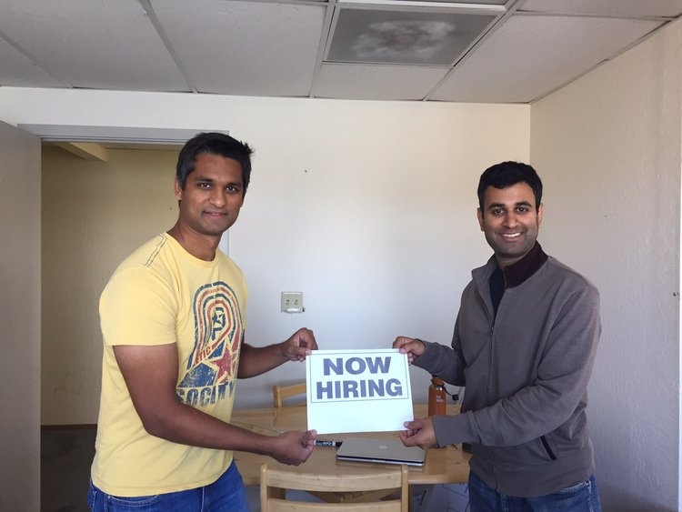 These two guys launched a Y Combinator-backed startup to build the LinkedIn for small businesses