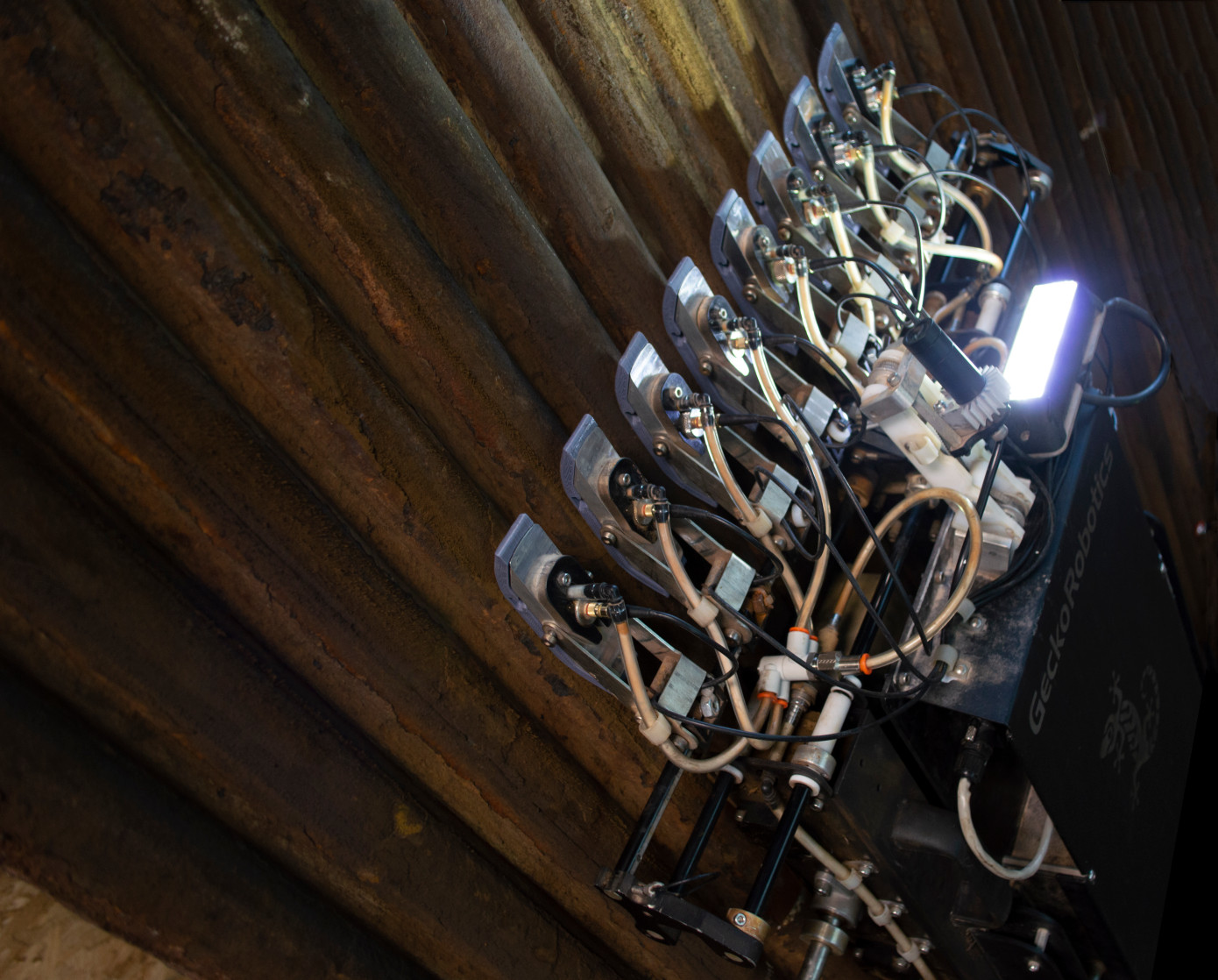 Safety and inspection bot startup Gecko Robotics adds $7 million to the coffers