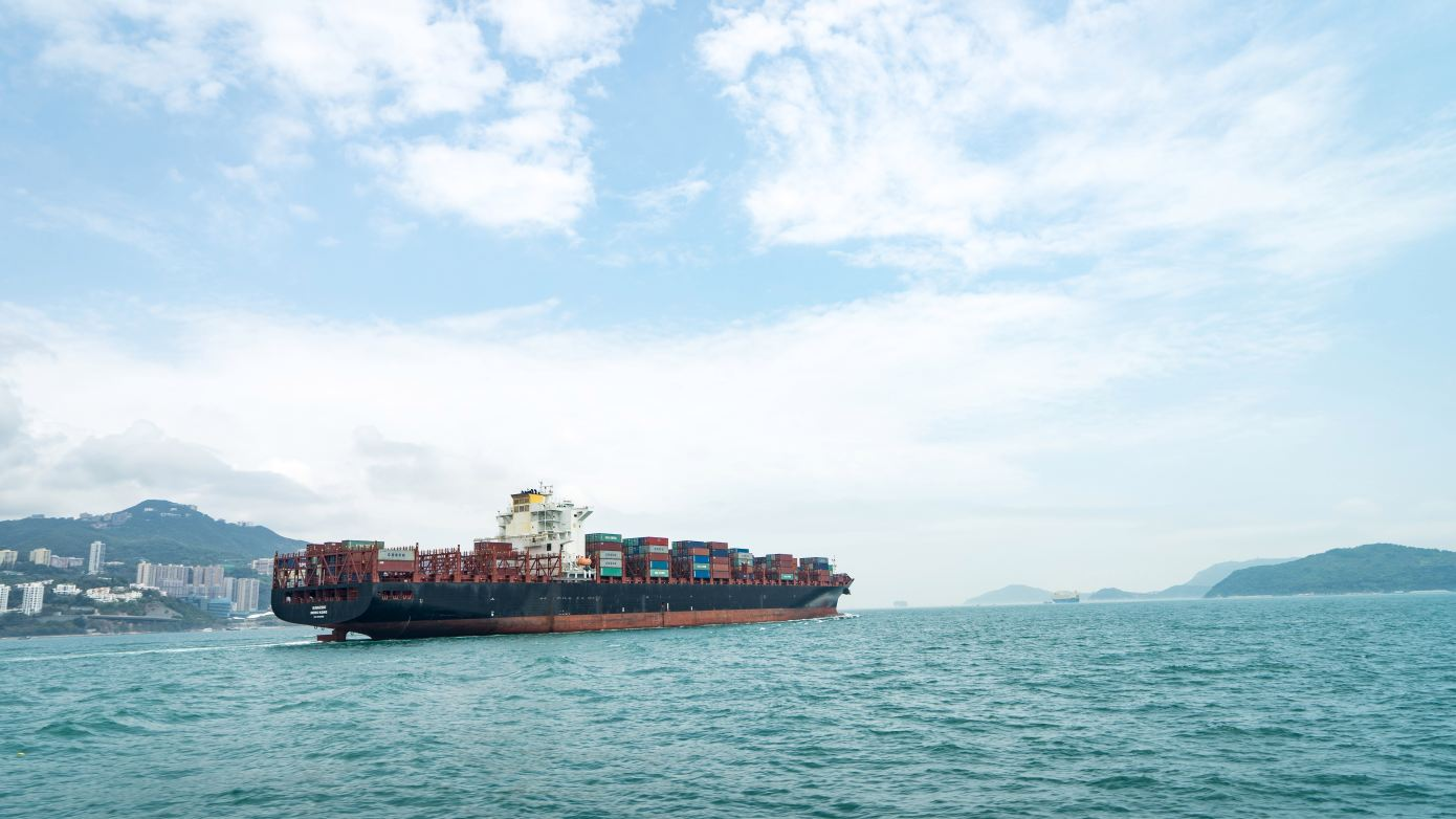 Shone wants to automate container ships