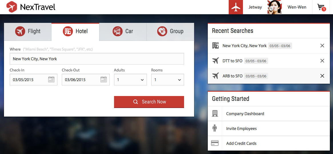 NexTravel Wants To Change The Way Corporate Travel Is Booked