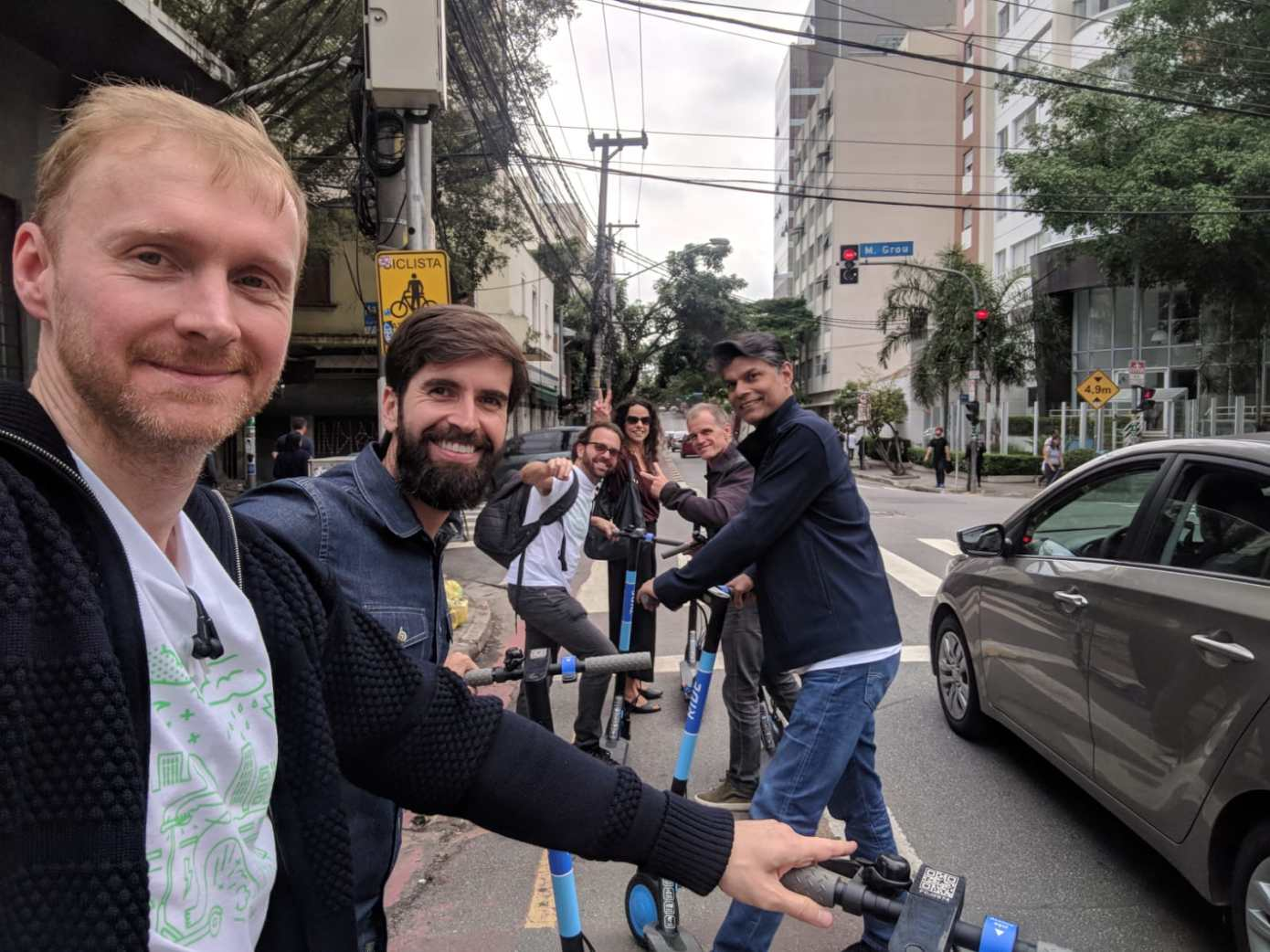 Electric scooter startup Grin merges with Brazil-based Ride