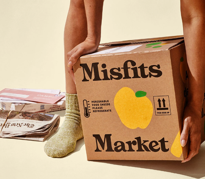 Misfits Market Nearly Doubles Value to $2 Billion in Five Months