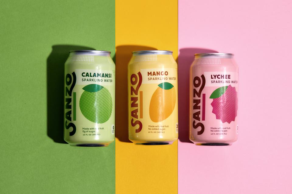 Asian-Inspired Sparkling Water Brand Sanzo Raises $1.3 Million In Seed Funding To Expand Distribution
