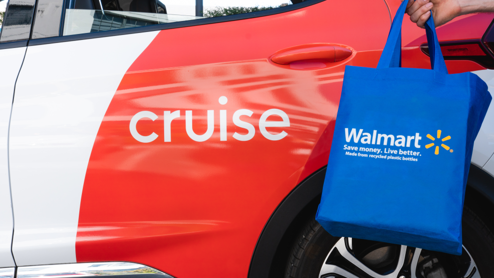 Walmart and Cruise partner to test autonomous grocery delivery in Arizona