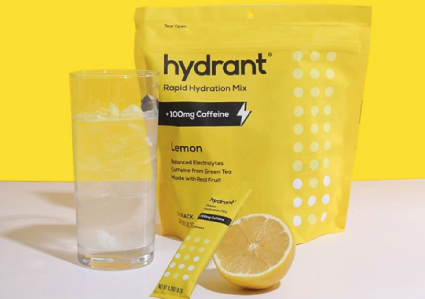 Hydrant raises $5.7 million Series A to help consumers hydrate faster
