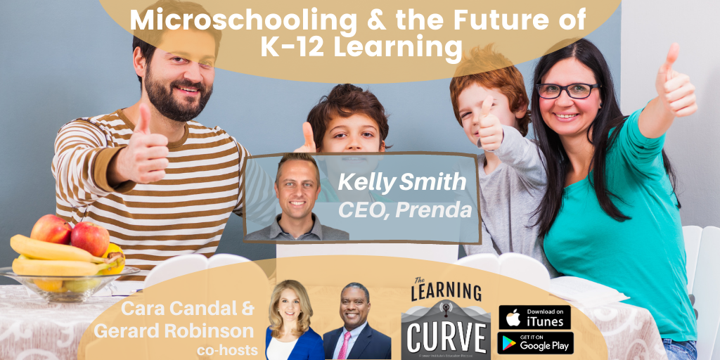 Kelly Smith, Prenda CEO, on Microschooling & the Future of K-12 Learning