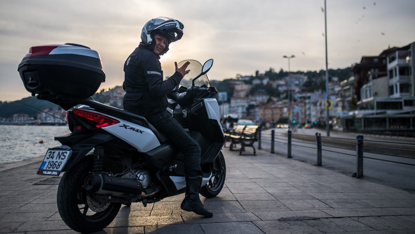 Uber-like app for motorcycles eases traffic woes in one of world's most congested cities